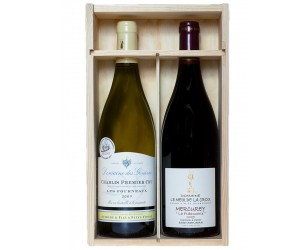 Weinkasten 2 Flaschen