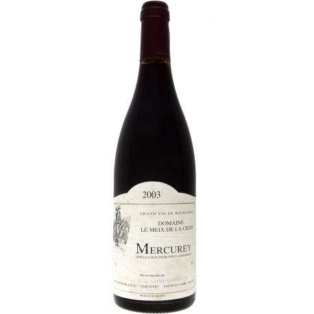 Red Bourgogne 2003