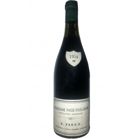 Bourgogne Rouge 1954