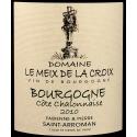 Bourgogne Chardonnay 2010