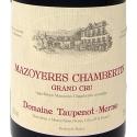 Etiquette Mazoyeres-Chambertin 2007