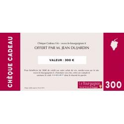 cadeaubon wijn 300 €
