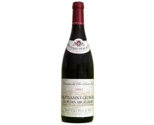 Vin ancien Nuits Saint Georges 2002