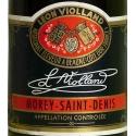 etiquette Morey Saint Denis 1967