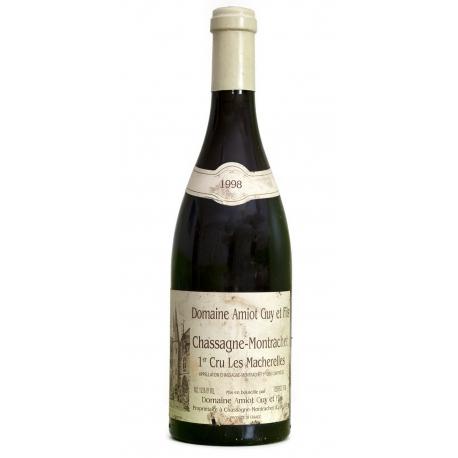 Chassagne Montrachet 1er Cru 1998
