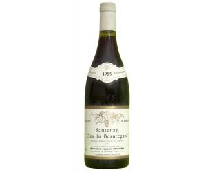 Bouteille vin Santenay 1985