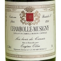 Etiquette vin Chambolle Musigny 2000