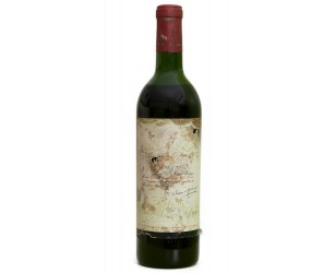 Chateau Mouton Rothschild 1964