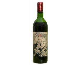 Bottle wine Pomerol 1966