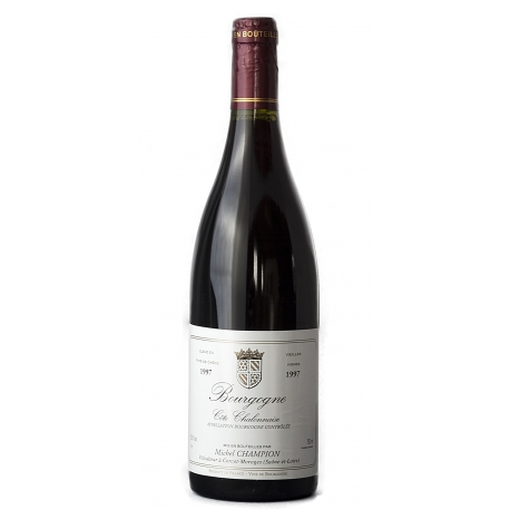 Bourgogne Rouge 1996