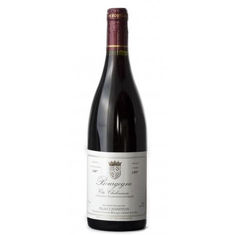 Red Burgundy 2000