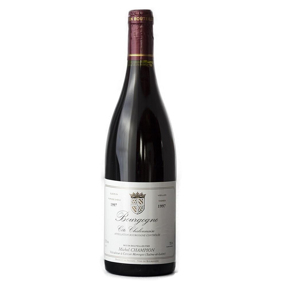 wine burgundy 2000