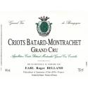 Etiquette Criots Bâtard Montrachet 2006