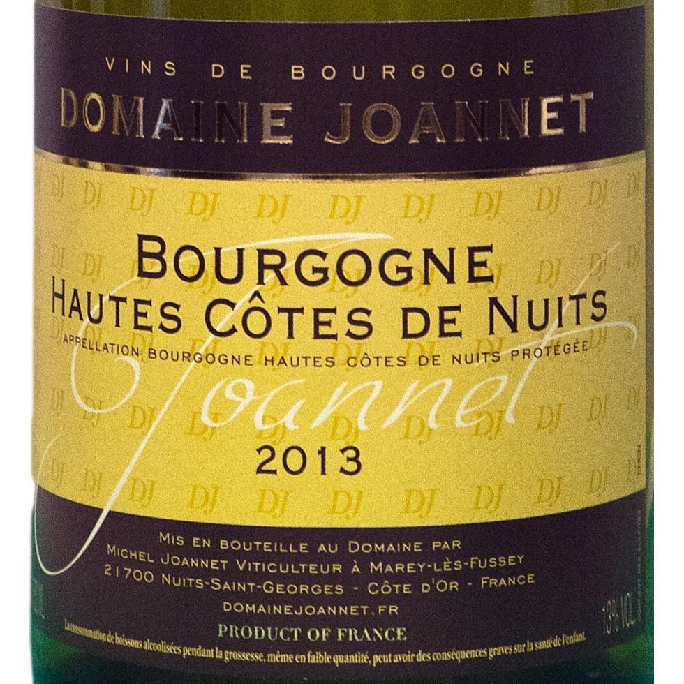 label witte wijn bourgogne