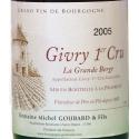 etiquette vin Givry