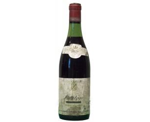 bourgondische wijn 1972