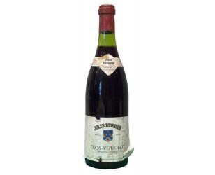 vin bourgogne vougeot 1972