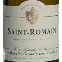 Etiquette Saint-Romain blanc 2010