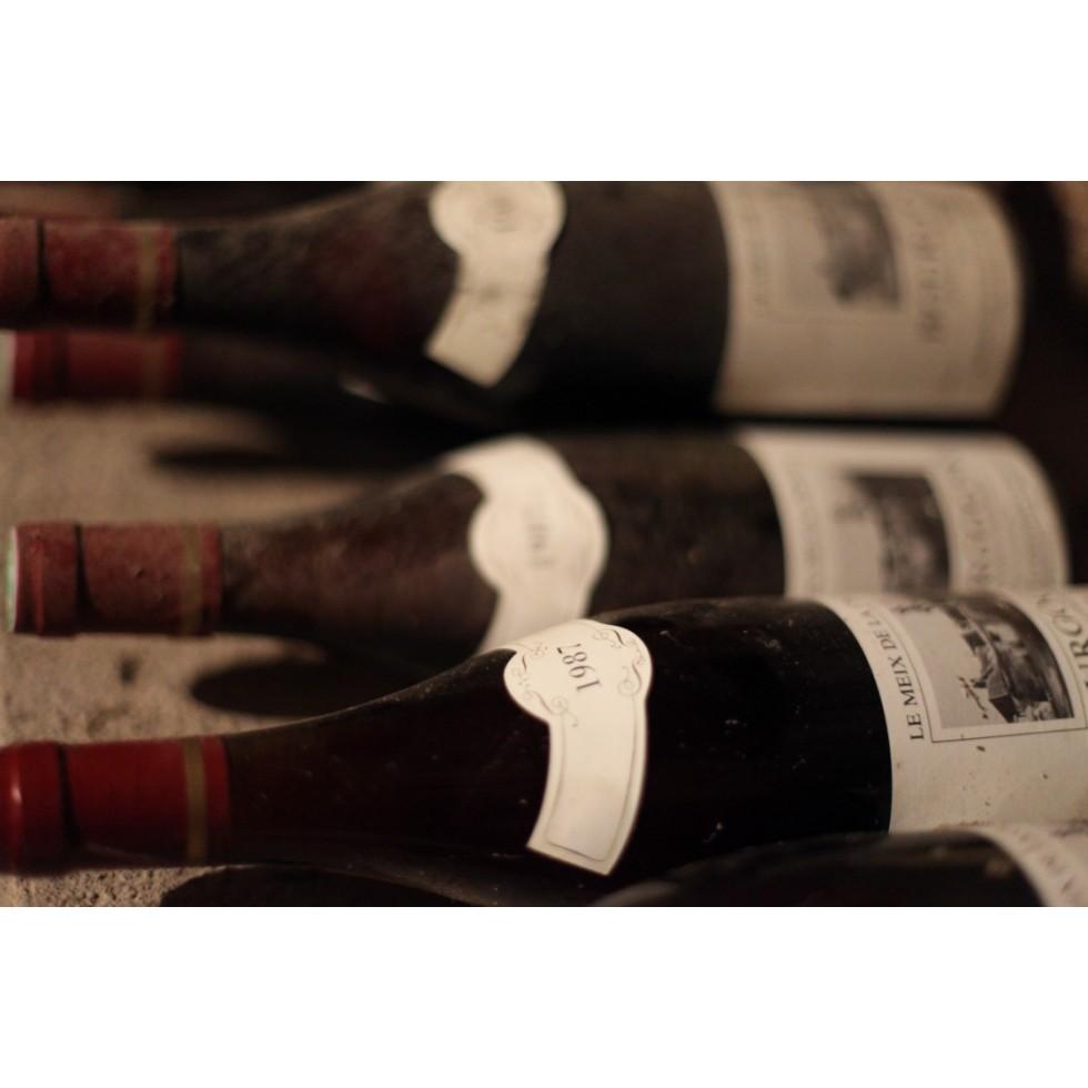 Bordeaux Rood 1987