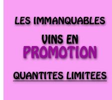 vente de vins en promotion