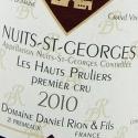 Nuits Saint Georges