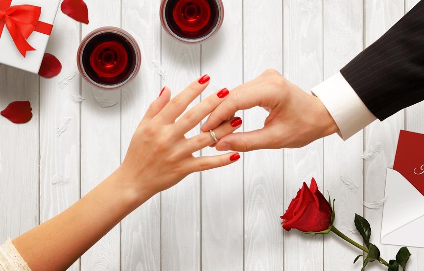 Vins pour mariage